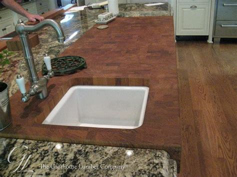 how to treat butcher block table countertops liberty