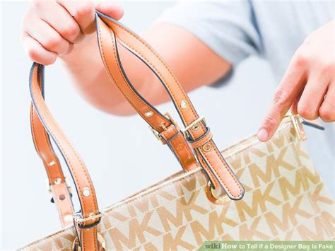 10 Ways To Spot A Designer Bag by How To Tell If A Designer Bag Is 8 Steps With Pictures