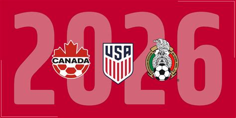 fifa world cup bid canada mexico and united states announce joint 2026 fifa