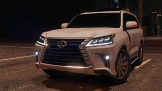 Lx570 Lexus 2016 Lexus Lx 570 Gta5 Mods