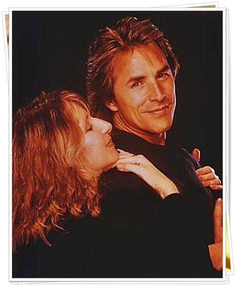 barbra streisand and don johnson 1000 images about miami vice on pinterest
