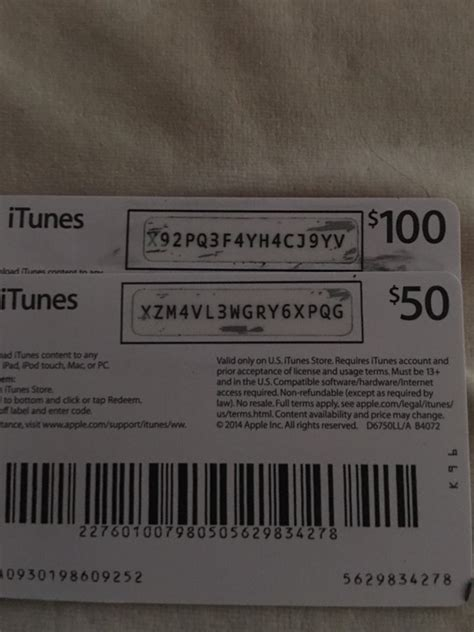 Buy Itunes With Gift Card - buy itunes gift card code photo 1