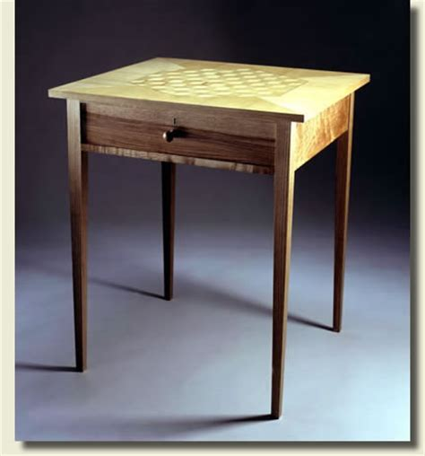Handmade Shaker Furniture - handmade furniture gallery shaker side table