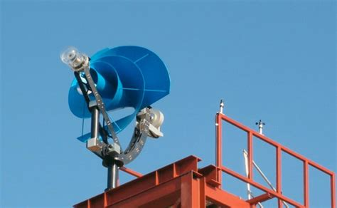 silent rooftop wind turbines could generate half of a
