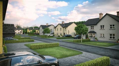 new housing developments work commence on new housing development western homes