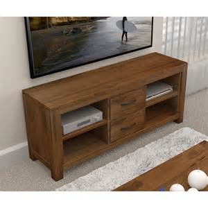In Stock Kitchen Cabinets Walnut Tv Unit Buy Online Dark Wood Tv Amp Dvd Storage
