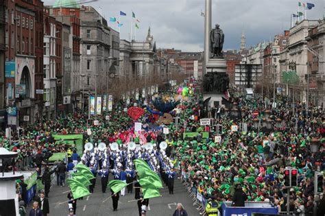 is st s day big in ireland st patricks day dublin st s day 2016