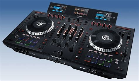best serato controller what are the best dj controllers with built in screens 2017