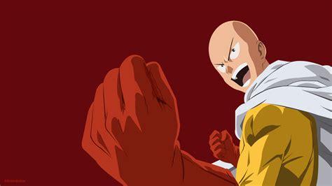 saitama  punch man xvector wallpaper