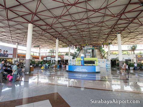 layout bandara juanda surabaya airport guide surabaya juanda international