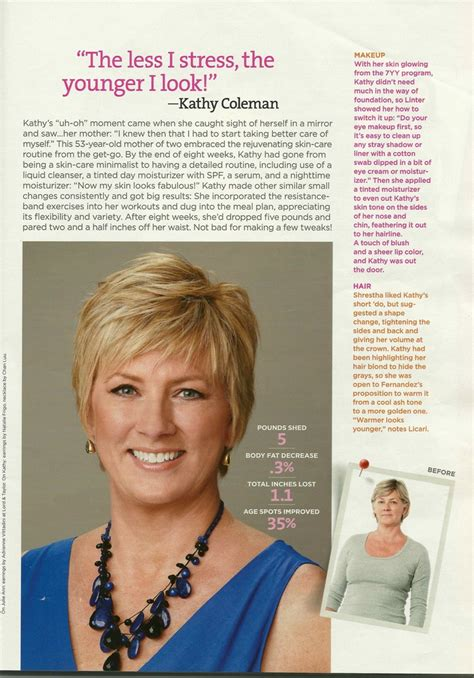 louis licari cuts for thin hair 9 best 7 years younger images on pinterest beauty