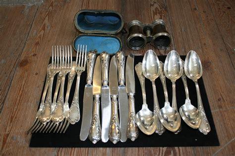 rostfrei cutlery an 18 set of rostfrei silver