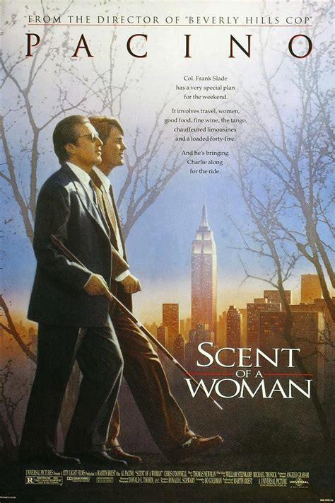 the scent of a scent of a woman 1992 review b l n b r d