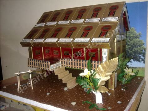 cara membuat rumah rumahan hamster dari kardus kerajinan tangan resep makanan dan home industri