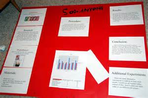 Science fair project ideas for 8th grade science fair project board