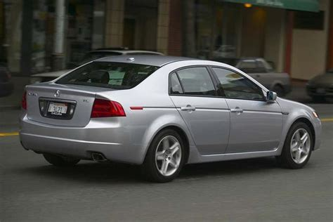 2003 2006 infiniti g35 vs 2004 2008 acura tl which is
