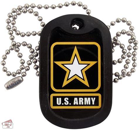 army tags tag z u s army tag necklace