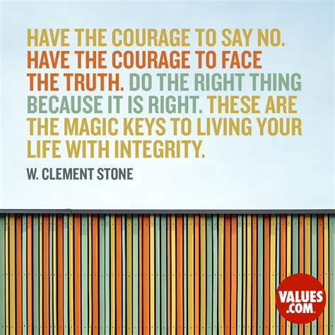 the courage way leading and living with integrity books the courage to say no the courage to the