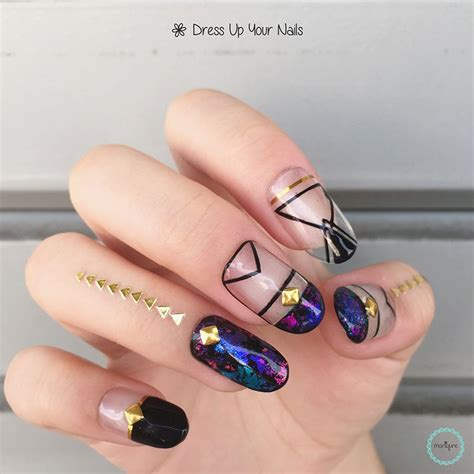 high fashion nails maniqure nail salon