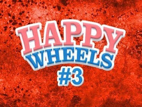 happy wheels 3 unblocked
