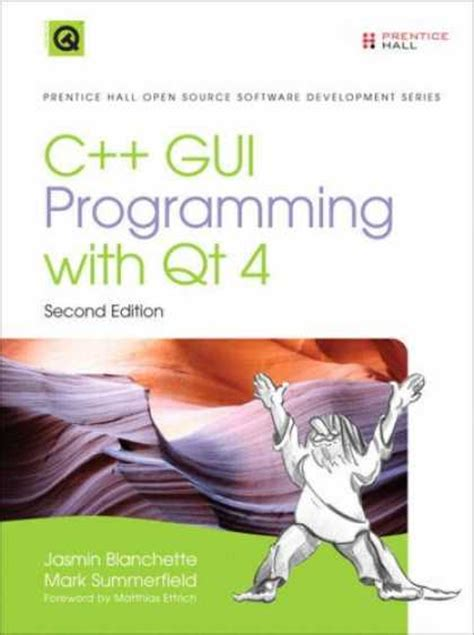 qt reference book programming book covers