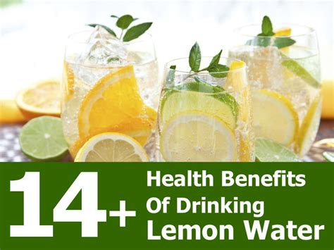 How Much Lemon Water Should I Drink To Detox by 10 Reasons Why You Should Drink Lemon Water In The Morning