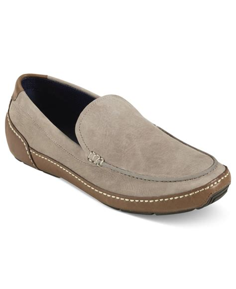 venetian loafers cole haan air mitchell venetian loafers in brown for