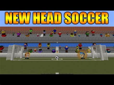 unduh game head soccer mod head soccer in minecraft no mods minecraft vanilla head