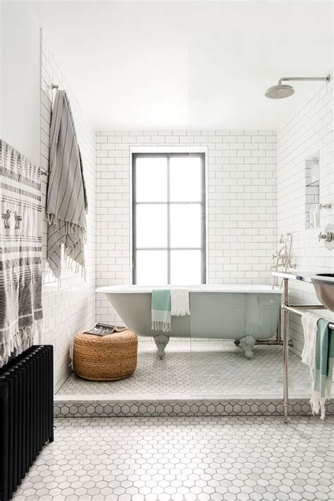 badezimmer fliesen sechseck 39 stilvolle sechseck fliesen ideen f 252 r badezimmer beste