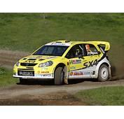 2008 Suzuki SX4 WRC Race Racing Rally D Wallpaper