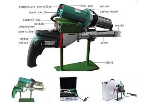 china geomembrane wedge welder machine pvc hdpe welding