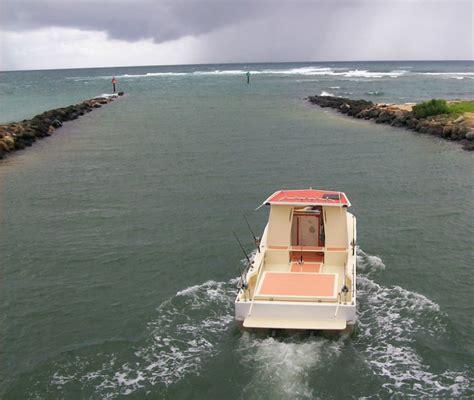 hawaiian boat radon boats island fishing kauai