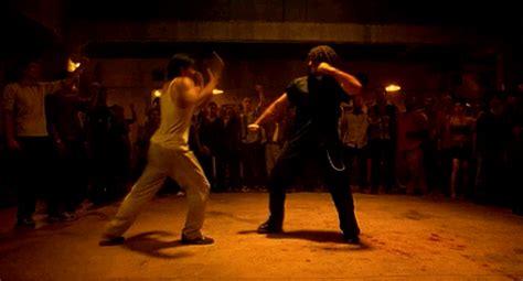 film ong bak tony jaa vs fight club bruce lee vs tony jaa