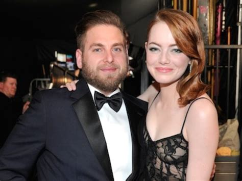 emma stone jonah hill movie emma stone and jonah hill had the most euphoric quot superbad