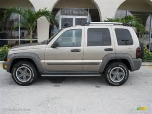 liberty colors 2006 light khaki metallic jeep liberty renegade 376663