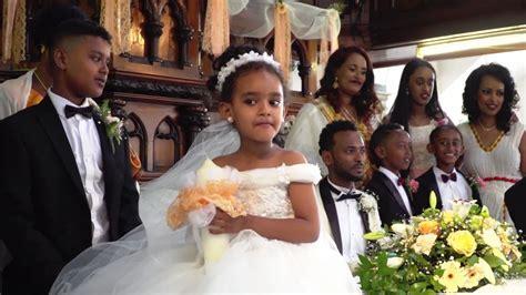Ethiopian Wedding in London 2016   Jerusalem and Yoseph