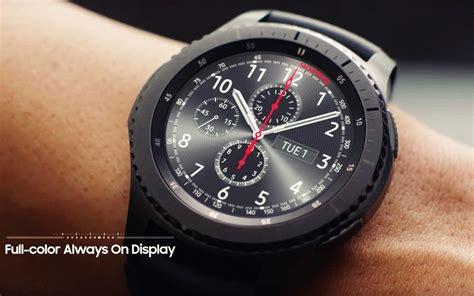 Smartwatch Samsung S3 samsung gear s3 neue zur smartwatch