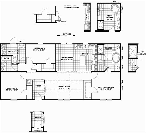 clayton homes floor plans pictures besthomezone