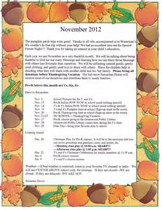 December Newsletter Template by Best Photos Of November Newsletter Templates For Day Care