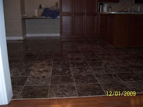 Marble Kitchen Floor New Marble Tile Floor Kitchen And Entrance
