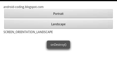 android layout orientation programmatically android coding set get orientation programmatically
