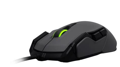Roccat Kova 1 roccat announces all new kova gaming mouse techporn