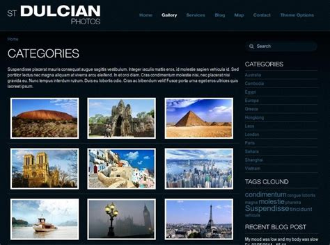 theme drupal photo 5 best drupal gallery themes from symphony themes drupal