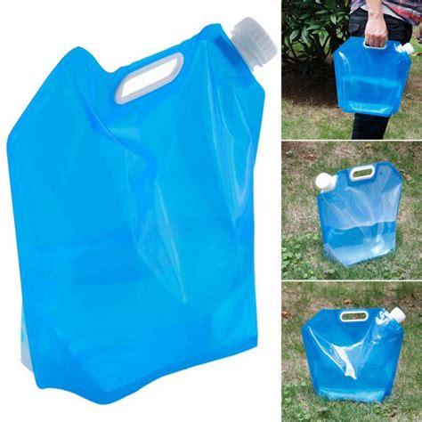 kantong air portabel 5 liter transparent jakartanotebook