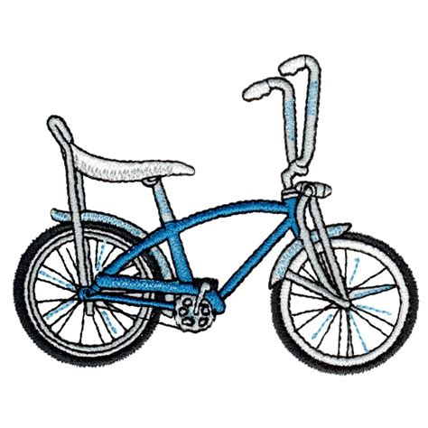 banana seat bike banana seat bike boden like appliques