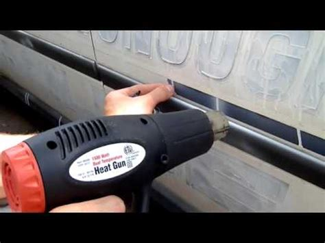 How To Remove Carmax Sticker