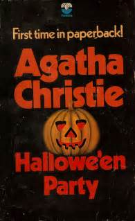 halloween party poirot 0007314620 book review hallowe en party by agatha christie