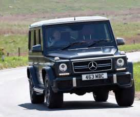 the legendary mercedes g wagon receive updates for 2017