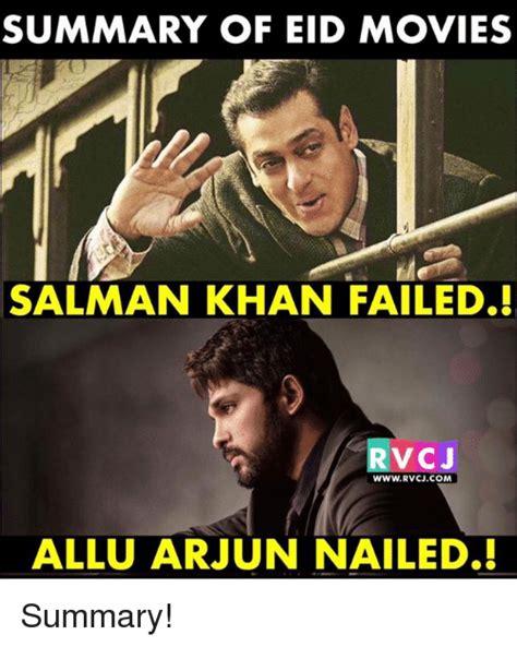 summary of eid movies salman khan failed rvcj wwwrvcjcom