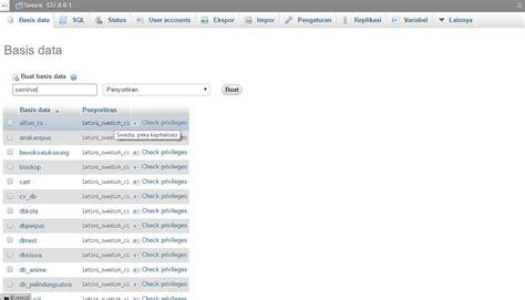 membuat database vb dengan mysql cara koneksi database mysql dengan vb net visual studio
